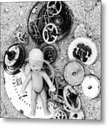 Child In Time Metal Print by Michal Boubin