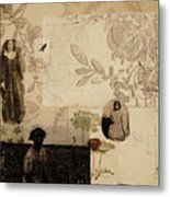 Children Of The Fields Metal Print