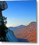 Chimney Rock  2 Metal Print