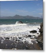 China Beach  Metal Print