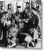 China: Boxer Trial, C1900 Metal Print
