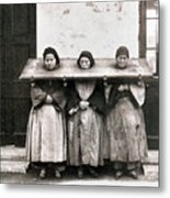 China: Punishment, 1907 Metal Print
