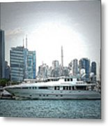 Chiscape Metal Print