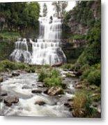 Chittenango Falls Metal Print