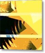 Chnage - Leaf9 Metal Print