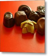 Chocolate Delight Metal Print