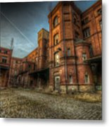 Chocolate Factory Metal Print