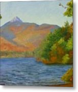 Chocorua Metal Print by Sharon E Allen