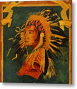 Choctaw 1935 Metal Print