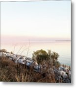Choctawhatchee Bay Sunset Metal Print