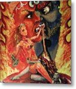 Chod Maithuna Metal Print