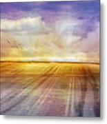Choices Metal Print