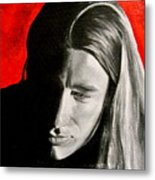 Chris 2 Metal Print