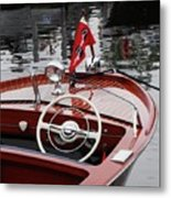 Chris Craft Sportsman Metal Print