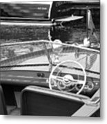 Chris Craft Utility Metal Print