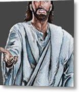 Christ Metal Print