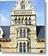 Christ Church College Oxford Architecture Metal Print