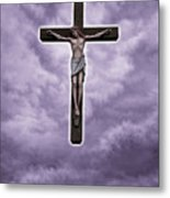 Christ Variations # 2 Metal Print