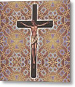 Christ Variations #1 Metal Print