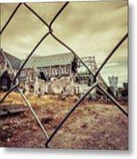 Christchurch Cathedral Metal Print