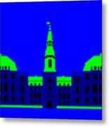 Christiansborg Palace Metal Print