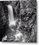 Christine Falls, Mt Rainier National Park Metal Print
