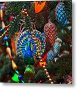 Christmas Bling #1 Metal Print