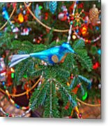 Christmas Bling #3 Metal Print