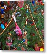 Christmas Bling #5 Metal Print
