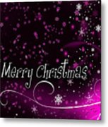 Christmas Card 2 Metal Print
