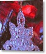Christmas Composition Metal Print