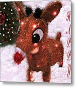 Christmas Image Metal Print