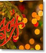 Christmas Joy Metal Print