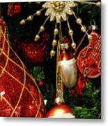 Christmas Ornaments 1 Metal Print