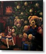 Christmas Past Metal Print