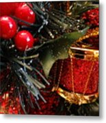 Christmas Time Is Here Metal Print