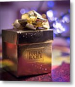 Christmas Treat Metal Print
