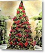 Christmas Tree Oh Christmas Tree Metal Print