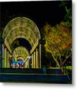 Christopher Columbus Park 3764 Metal Print