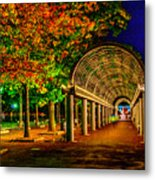 Christopher Columbus Park 3766 Metal Print