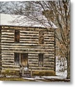 Christopher Taylor House Metal Print