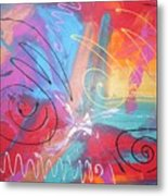 Chronicles Of Color Metal Print