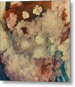 Chrysanthemums Metal Print by Gregory Dallum