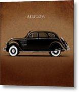 Chrysler Airflow 1934 Metal Print