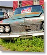 Chrysler Imperials Metal Print