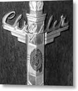 Chrystler Emblem Metal Print
