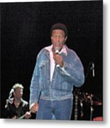 Chubby Checker Metal Print