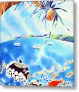 Churaumi Paradise Metal Print
