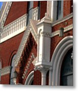 Church Architecture Metal Print
