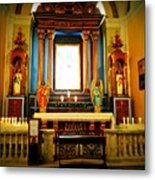 Church Colors Metal Print